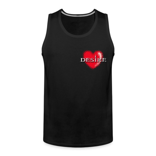 Desire Nightclub - Men's Premium Tank Top
