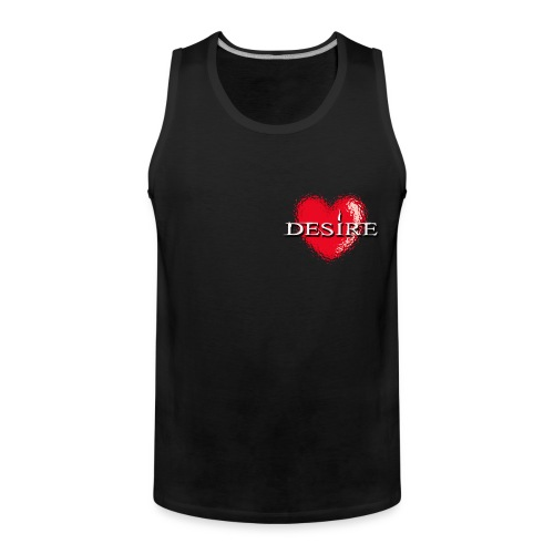 Desire Nightclub - Men's Premium Tank Top