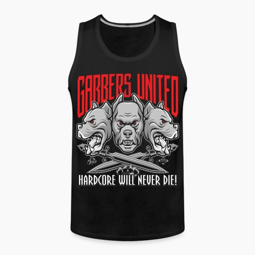 Gabbers United - Men's Premium Tank Top