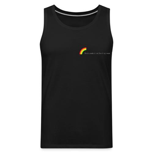 Erdnussbutterracingteam - Rainbow - Männer Premium Tank Top