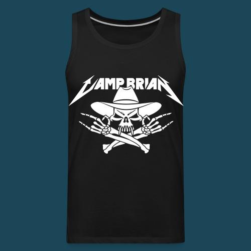 Camp Brian classico vector - Men's Premium Tank Top