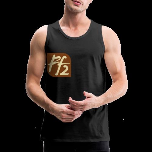FF2 - Miesten premium hihaton paita