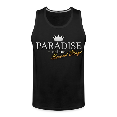 Paradise Online: Second Stage - Mannen Premium tank top