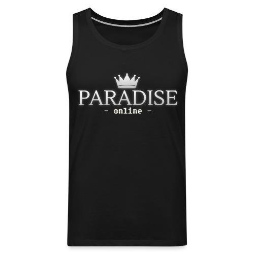 Paradise Online - Mannen Premium tank top