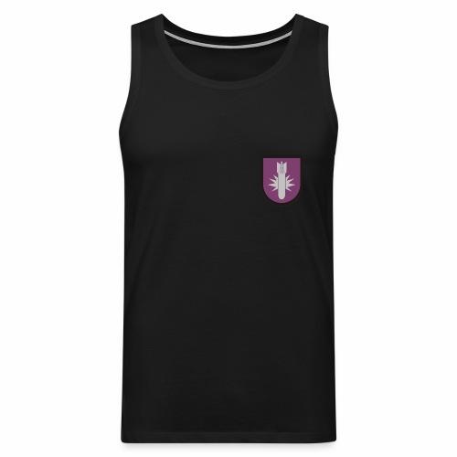 raivaajapion - Miesten premium hihaton paita