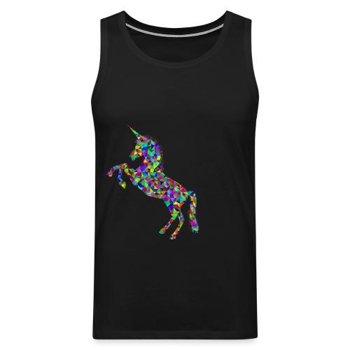 unicorn - Männer Premium Tank Top