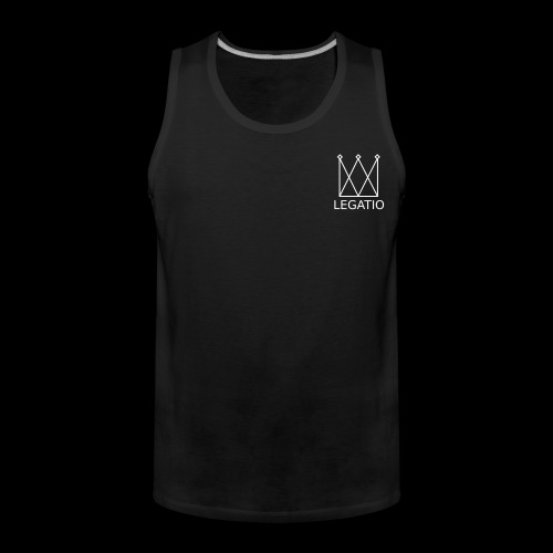 Legatio Plain - Men's Premium Tank Top