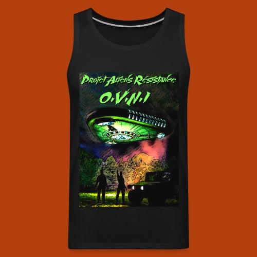 T Shirt ovni green 01 - Débardeur Premium Homme