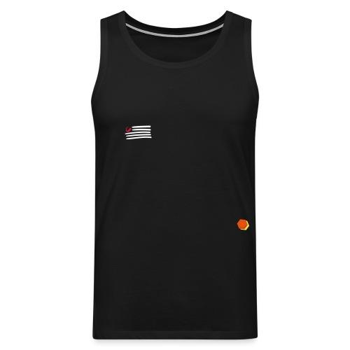 Skiirtt Skirrrt Shirrrt... - Mannen Premium tank top