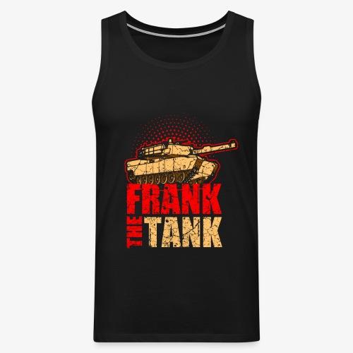 Panzer Modell, Pzkpfw Panzer Modell, Kampfpanzer - Männer Premium Tank Top