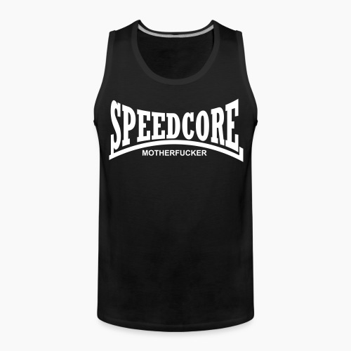 Speedcore MF - Men's Premium Tank Top