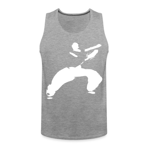 kung fu - Men's Premium Tank Top