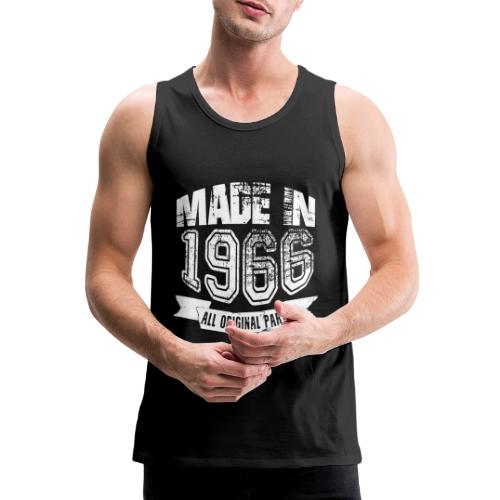 Made in 1966 - Tank top premium hombre