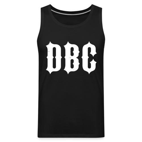 dbc - Premium singlet for menn