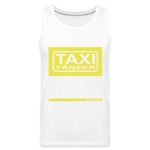 Taxitänzer - Männer Premium Tank Top