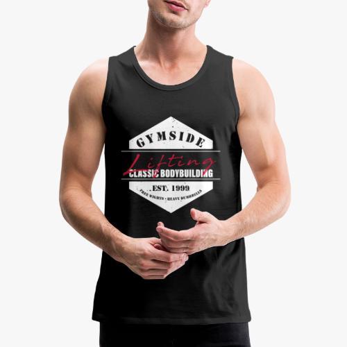 CLASSIC BODYBUILDING - Männer Premium Tank Top