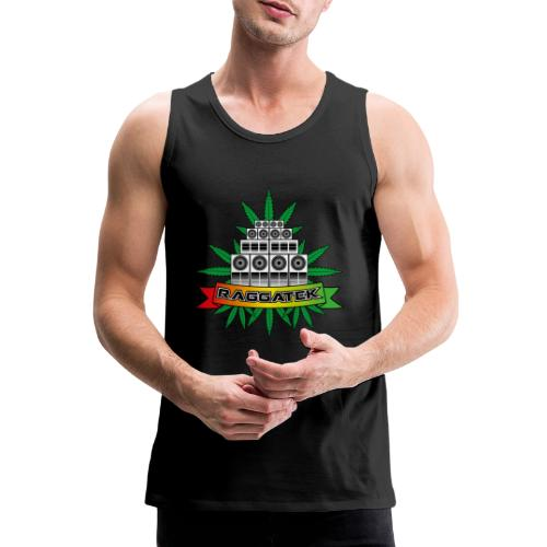 Raggatek Sound System - Men's Premium Tank Top