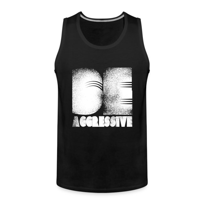 'BE AGGRESSIVE' Fitness, Workout, Gym