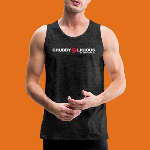 chubbyliciouc - Men's Premium Tank Top