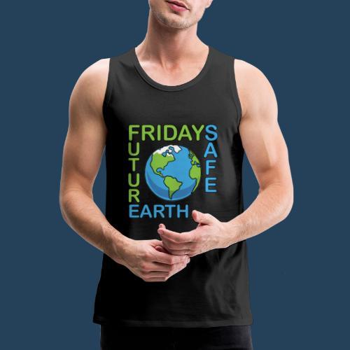 Safe Our Earth - Männer Premium Tank Top