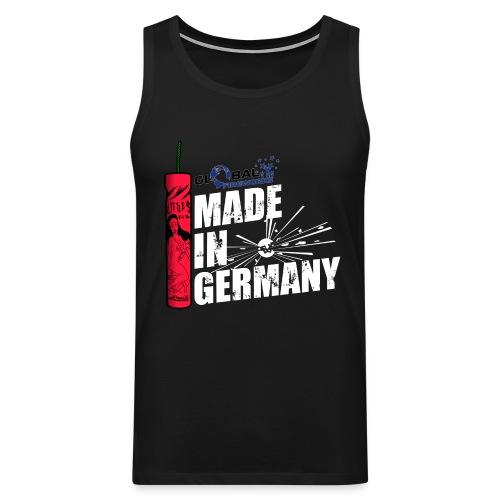 Global Fireworks Knaller - Männer Premium Tank Top