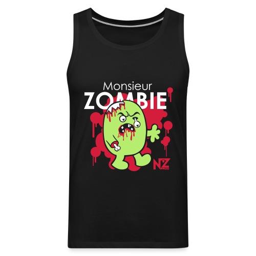 mr zombie - Débardeur Premium Homme