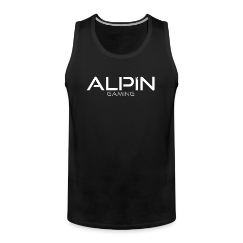 AlpiN Merch png - Männer Premium Tank Top