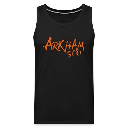 logo_arkham_500_trykk3 - Premium singlet for menn