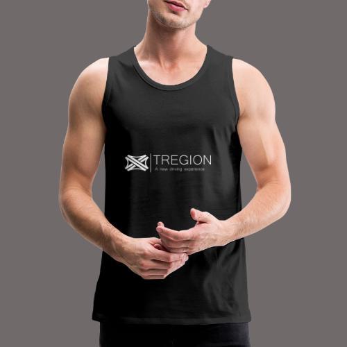 Tregion Logo wide - Men's Premium Tank Top