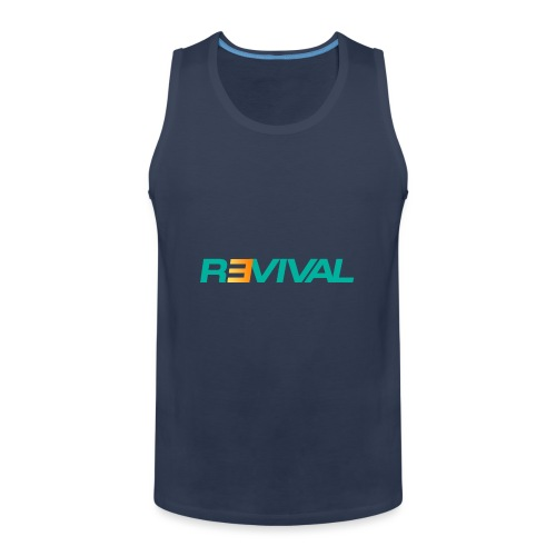 revival - Men's Premium Tank Top