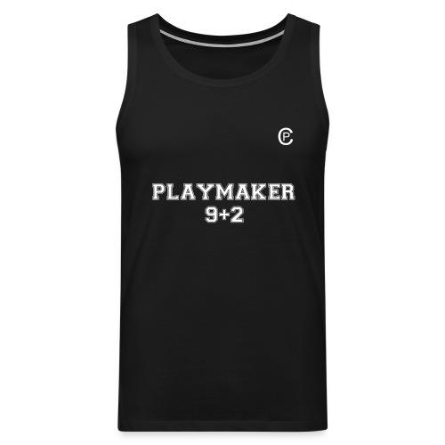 PLAYM3 png - Canotta premium da uomo
