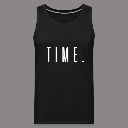 time - Männer Premium Tank Top