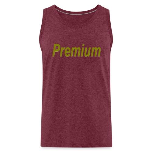 Premium - Men's Premium Tank Top