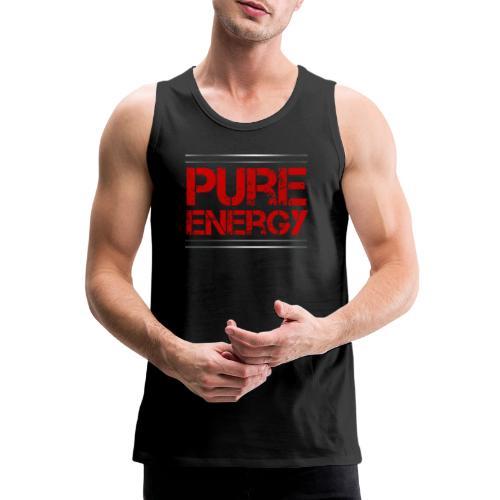 Sport - Pure Energie - Männer Premium Tank Top