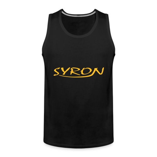 Syron - Männer Premium Tank Top