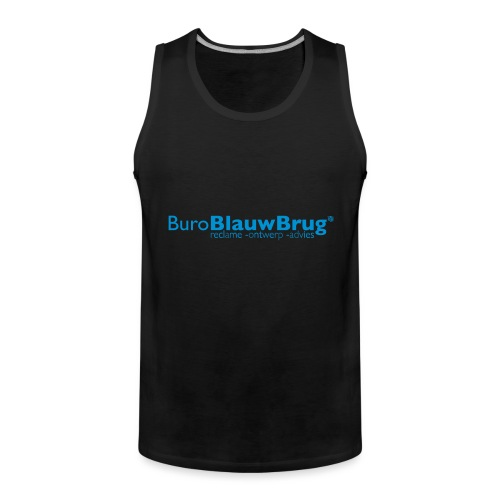 bbb_logo2015 - Men's Premium Tank Top