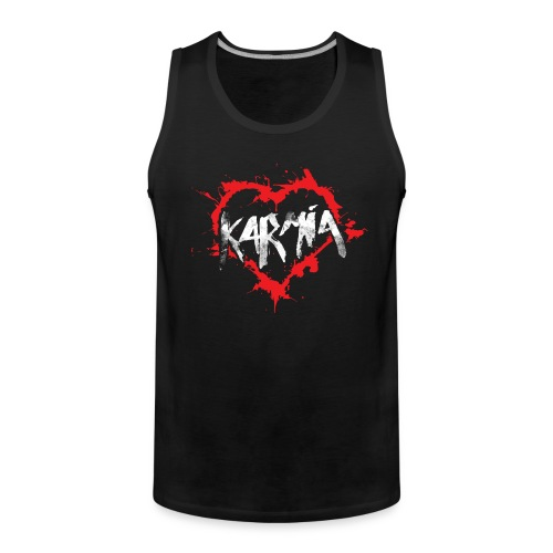 Heartless - Men's Premium Tank Top