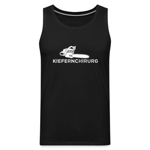 Kiefernchirurg - Männer Premium Tank Top