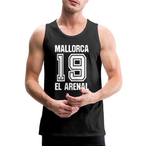 MALLORCA SHIRT 2019 - Malle Shirts - EL ARENAL 19 - Mannen Premium tank top