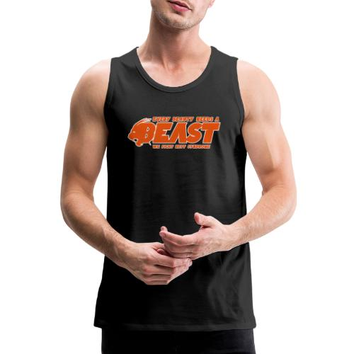 Beast Sports - Men's Premium Tank Top