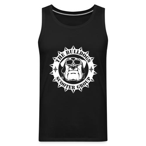 Bulldogs Scooter Group - Débardeur Premium Homme