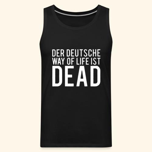 DEUTSCH - Männer Premium Tank Top