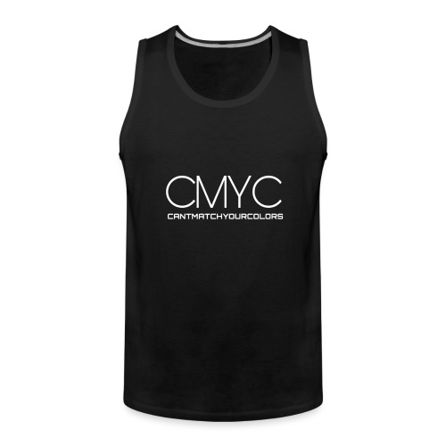 CMYC LABEL - Männer Premium Tank Top