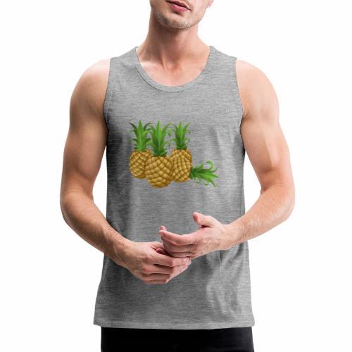 Ananas - Männer Premium Tank Top