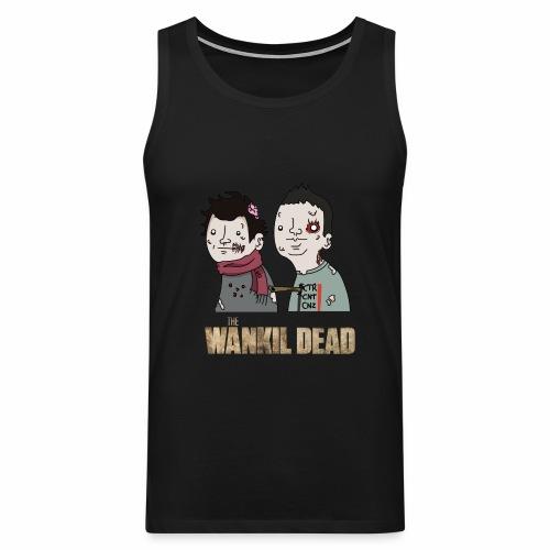 The Wankil Dead - Débardeur Premium Homme