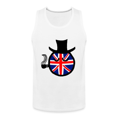 UKball - Men's Premium Tank Top