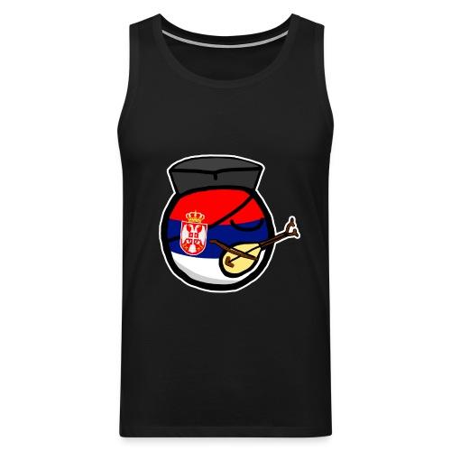 Serbiaball - Men's Premium Tank Top