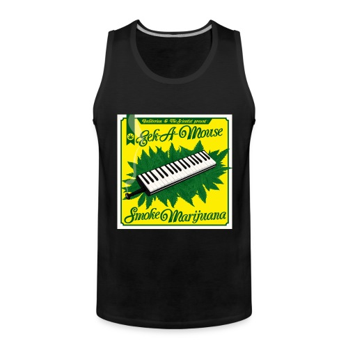 Smoke Marijuana - Men's Premium Tank Top