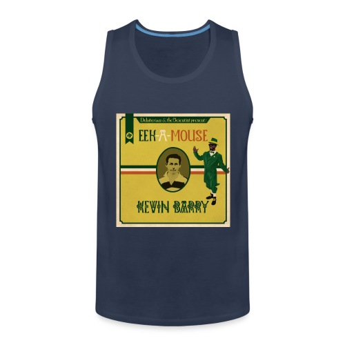 Eek a Mouse Kevin Barry - Men's Premium Tank Top