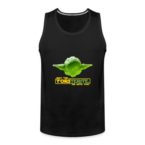 Forsterite force - Tank top premium hombre